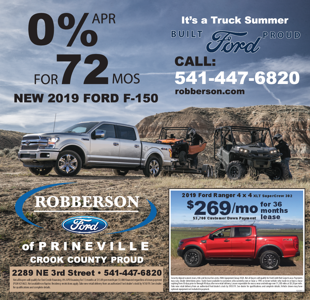 New Ford Ranger Available For Lease In Prineville Or Auto